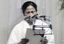 Mamata takes oath as Bengal CM