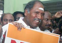 Puducherry: Rangasamy leads AINRC to power