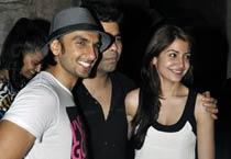 Celebs at Ranbir Kapoor's bash