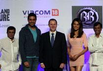 Abhishek, Bipasha team up for Players