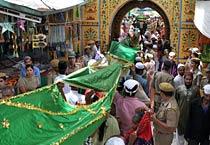 Urs begins ar Ajmer Sharif dargah