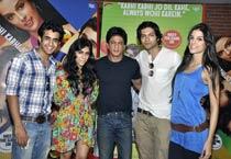 Shah Rukh Khan promotes Always Kabhi Kabhi