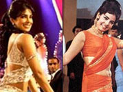 Bollywood babes go retro