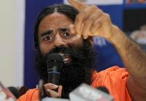 Ramdev slams govt on graft issue
