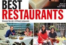 Bangalore's top 10 restaurants