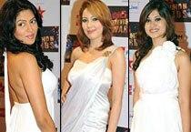 TV hotties at Big Television Awards