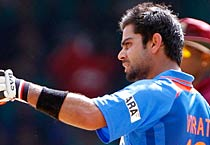 India beat West Indies by seven wickets in second ODI