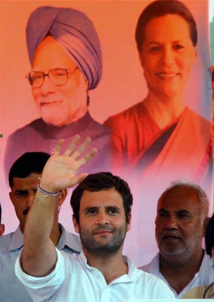 Rahul Gandhi vs Mayawati: A chronology