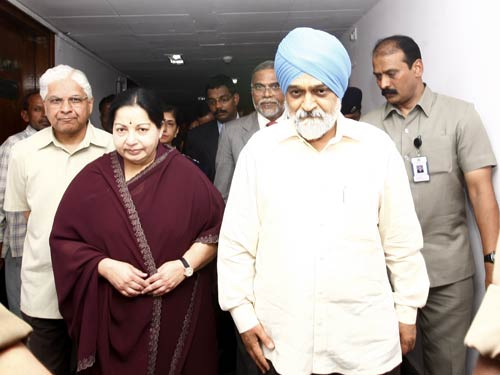 Planning Commission approves Rs 23,535 crore for Tamil Nadu