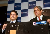 HDFC Bank launches INFINIA credit card