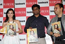 Dia Mirza launches Wedding magazine