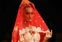 Couture fashion: Bridal lehengas