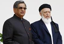 Afghanistan High Peace Council chairman meets Krishna