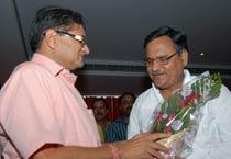 Mahesh Joshi becomes new RCA chief