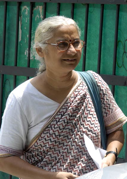 Medha Patkar to agitate for assertion of rights