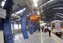 Delhi Metro reaches Ghaziabad