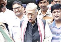 Mumbai blasts: Murli Manohar Joshi criticises govt