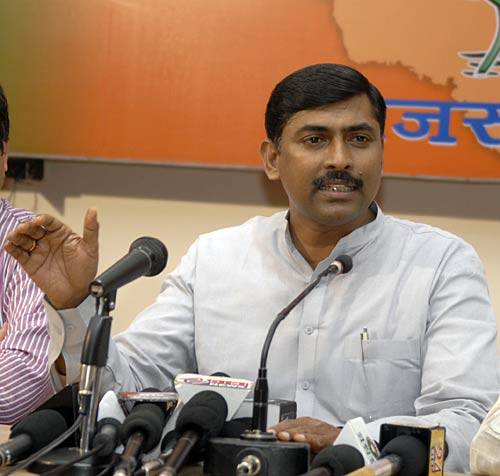 BJP opposes FDI in retail sector