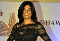 Sushmita Sen unveils I Am She finalists