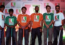 Top Indian players for World Series Hockey