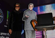 KBC is about less privileged people: Big B