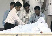 Anna refuses to move to hospital