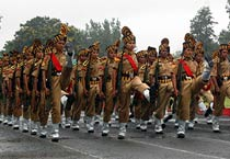 Final rehearsal of I-Day celebrations in Bhopal