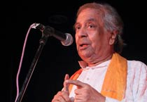 Birju Maharaj performs in Delhi