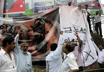 Dalits protest against Aarakshan in Mumbai