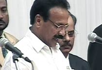 Gowda sworn in as Karnataka CM
