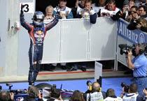 F1: Sebastian Vettel wins Belgian Grand Prix