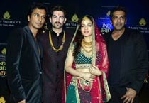 Celebs galore at India Bridal Week