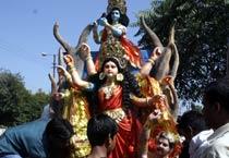 Navaratra festivities in Bhopal