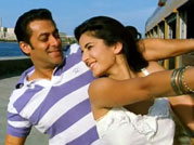 Spotted: Salman and Katrina