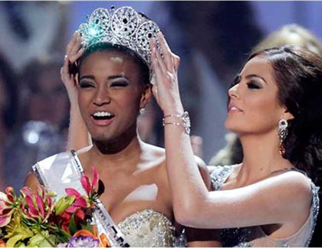 Miss Angola crowned as Miss Universe 2011