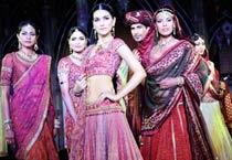 Grand finale: India Bridal Week