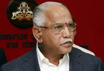 The rise and fall of Yeddyurappa