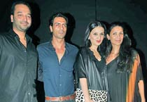 Arjun Rampal at Volkswagen Planet launch