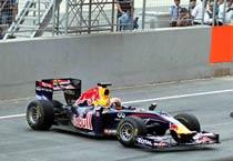India's F1 circuit opened