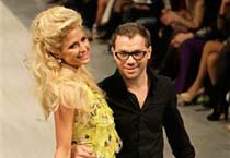 Hilton dazzles at Ukraine Fashion Week