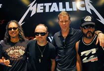 Metallica's no show in Delhi