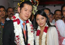 Bhutan Royal couple's India visit