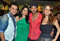 Celebs at Maheep Kapoor's jewellery launch