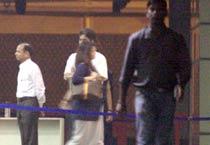 Aishwarya admitted to hospital