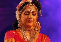 Hema Malini's avatar as Durga