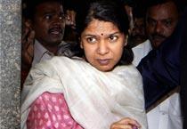 Kanimozhi walks out of Tihar jail