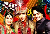 Kinshuk Mahajan's wedding album