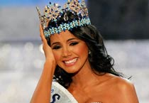 Miss World 2011: Venezuela's Ivian Sarcos