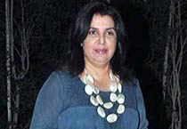 Farah Khan's house warming party