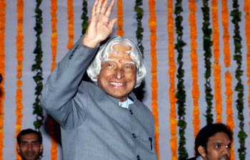 Kalam at science congress in Jaipur